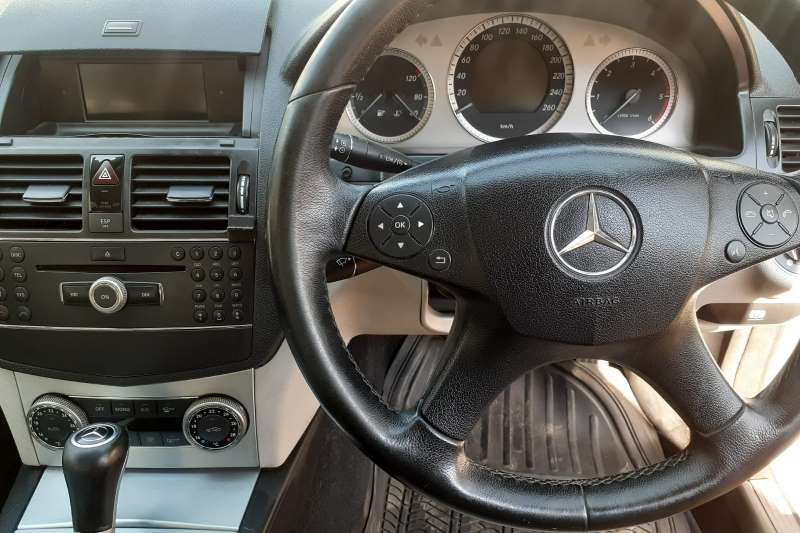 Used 2012 Mercedes Benz C Class C200 Kompressor Avantgarde Touchshift