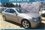 Mercedes Benz C Class C200 Kompressor Classic 2005