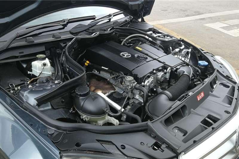 Mercedes Benz C Class C200 Kompressor Classic 2010