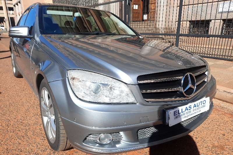 Used 2011 Mercedes Benz C Class C200 Kompressor Classic