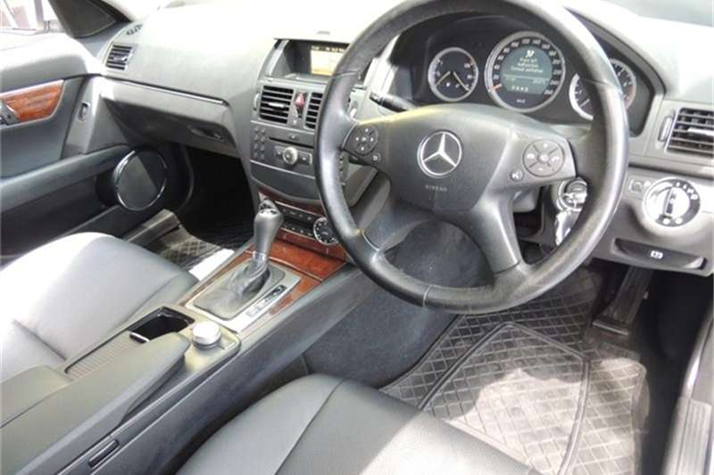 Mercedes Benz C Class C200 Kompressor Classic Touchshift 2007