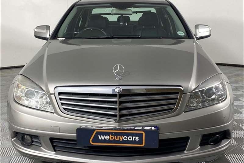 2009 Mercedes Benz C Class C200 Kompressor Classic Touchshift