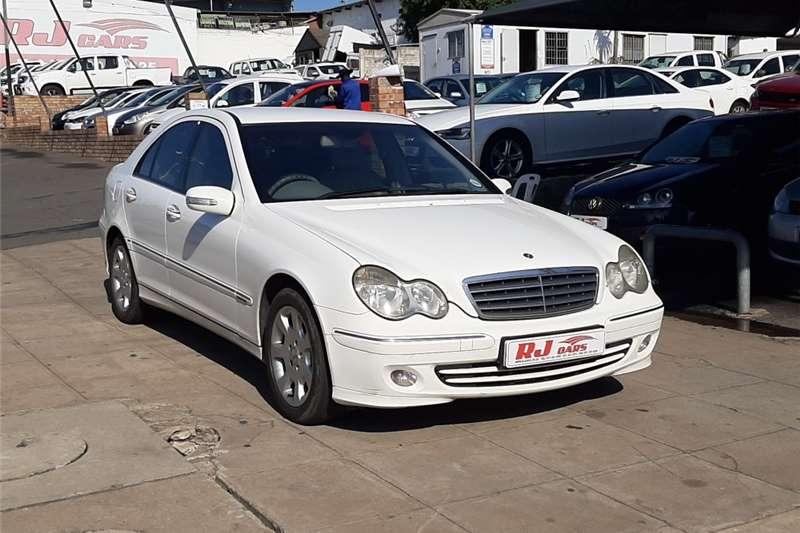 Mercedes Benz C Class C200 Kompressor Elegance 2005