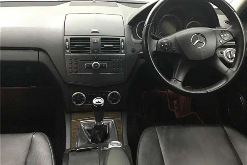 Mercedes Benz C Class C200 Kompressor Elegance 2010