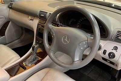 Used 2004 Mercedes Benz C Class C200 Kompressor Elegance Touchshift