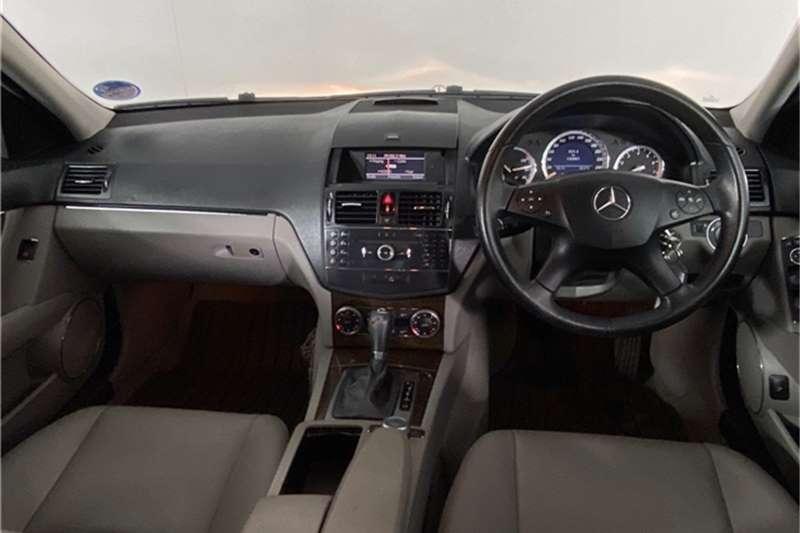 Used 2007 Mercedes Benz C Class C200 Kompressor Elegance Touchshift