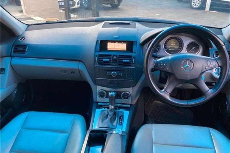 Used 2008 Mercedes Benz C Class C200 Kompressor estate Avantgarde Touchshift