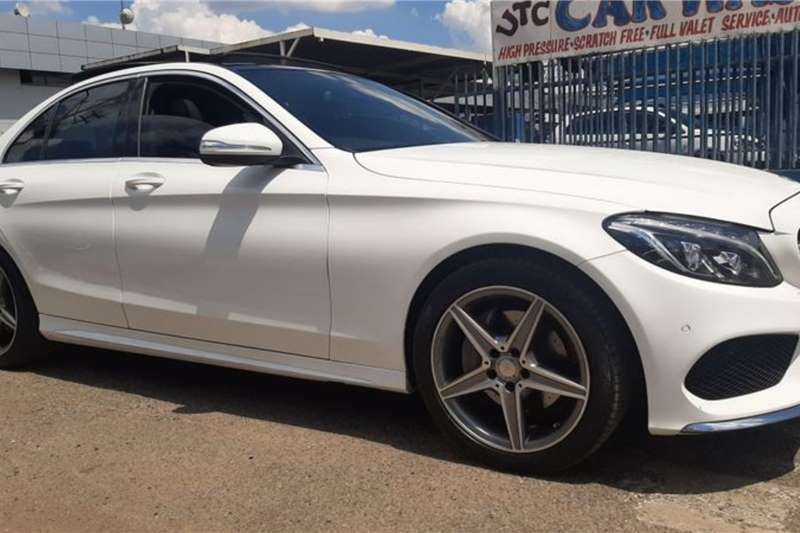 Used 2015 Mercedes Benz C-Class