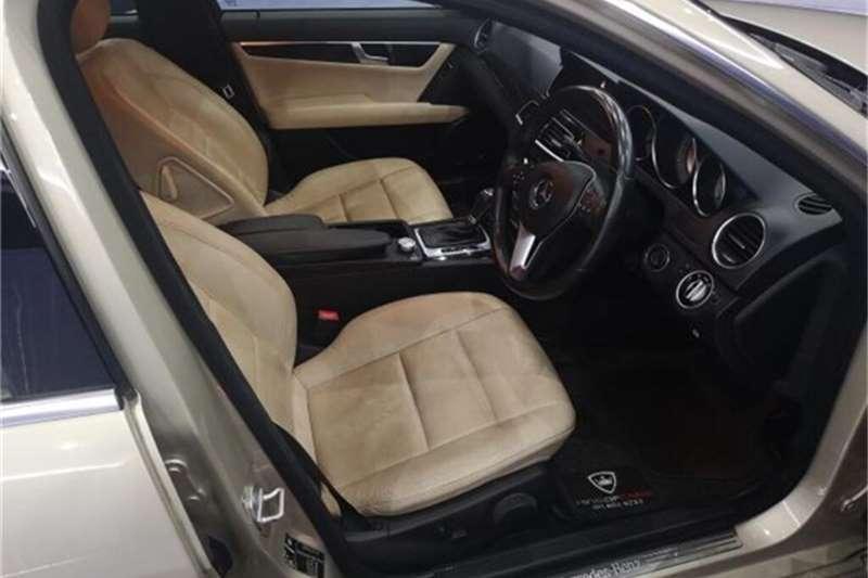 2012 Mercedes Benz C Class C200CDI Avantgarde