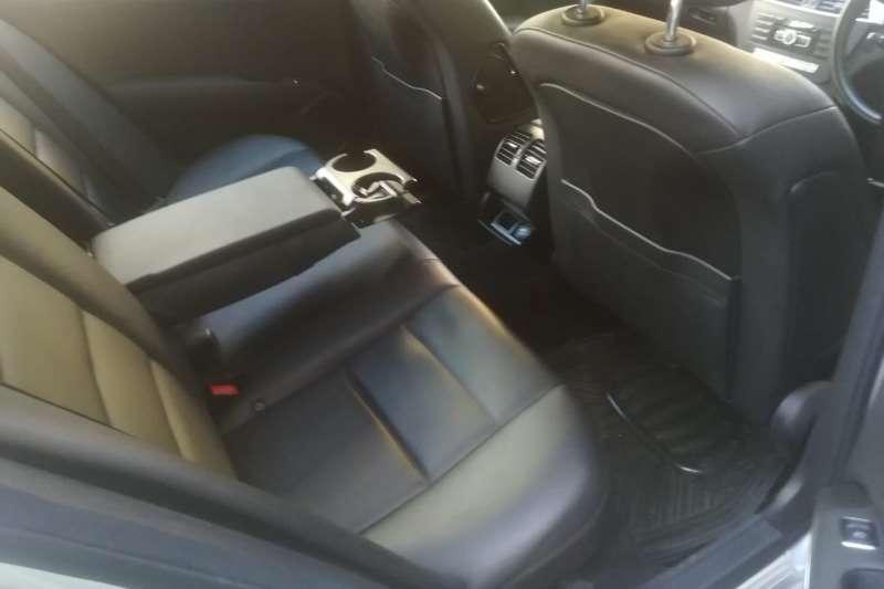 Mercedes Benz C Class C200CDI Avantgarde 2013