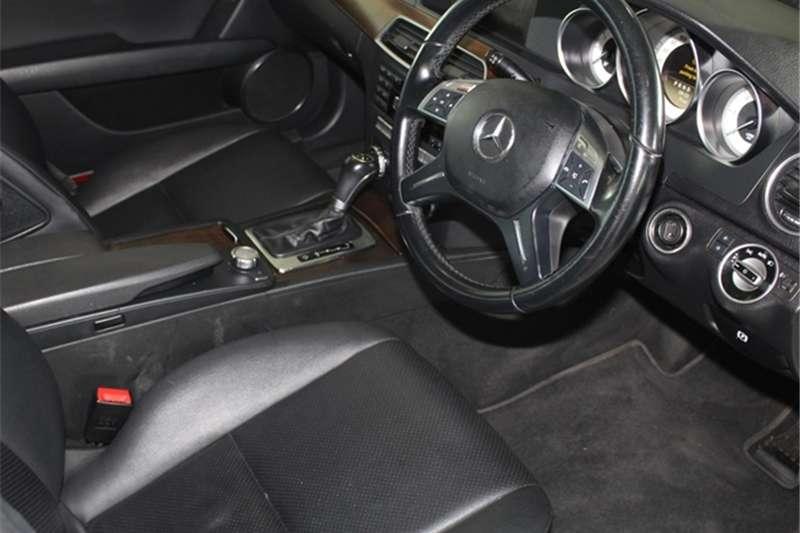 Mercedes Benz C Class C200CDI Classic 2012