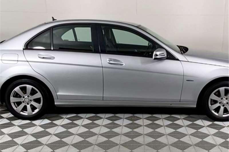 2011 Mercedes Benz C Class C200CDI Elegance