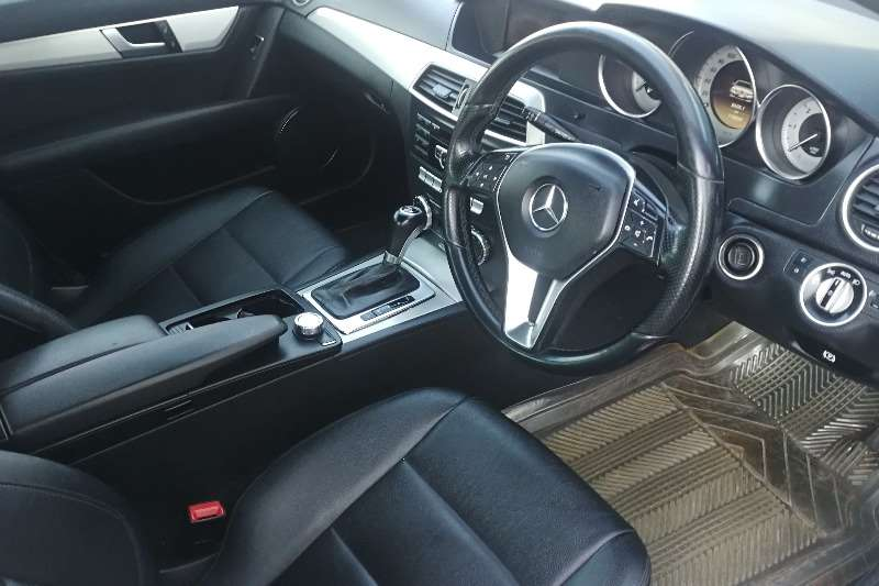 Used 2012 Mercedes Benz C Class C200CDI Elegance