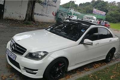 Mercedes Benz C Class C200CDI Elegance AMG Sports 2013