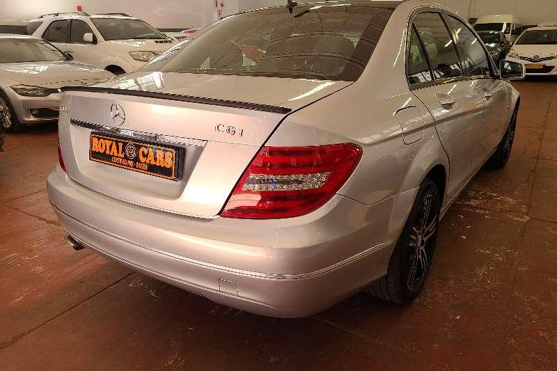 Used 2013 Mercedes Benz C Class C200CGI Avantgarde AMG Sports