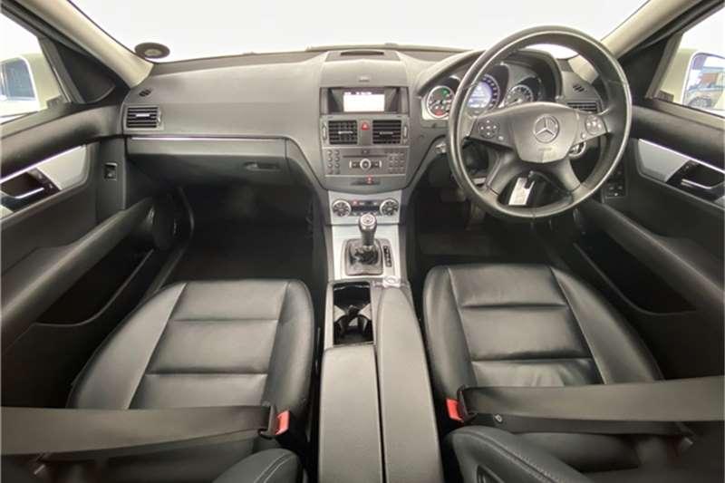 2011 Mercedes Benz C Class C200CGI Avantgarde Touchshift