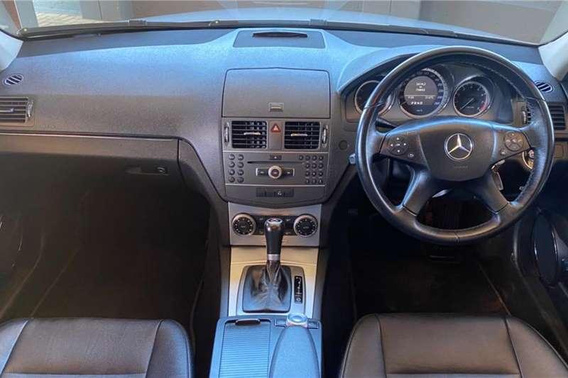 Used 2011 Mercedes Benz C Class C200CGI Avantgarde Touchshift