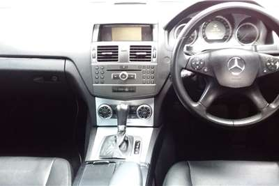 Used 2011 Mercedes Benz C Class C200CGI Elegance