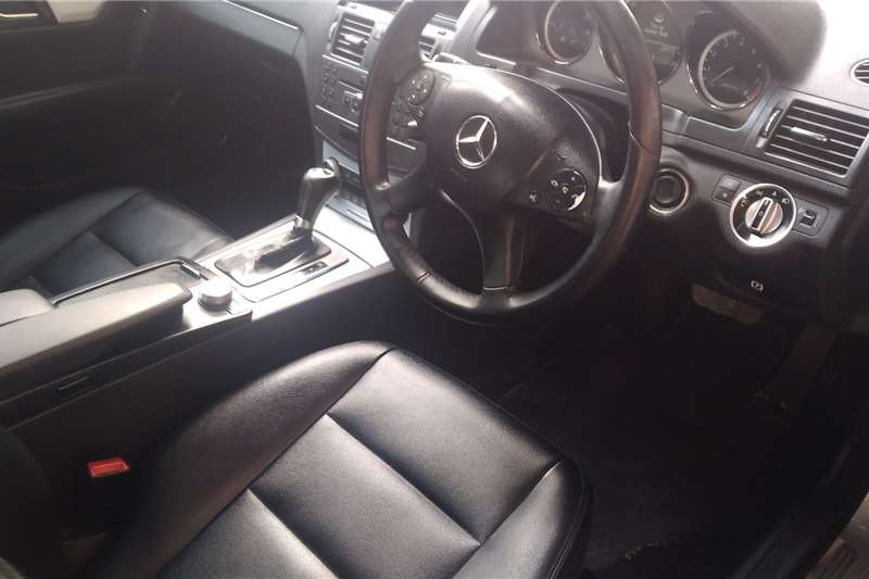 Used 2011 Mercedes Benz C Class C200CGI estate Avantgarde