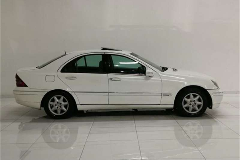 Used 2003 Mercedes Benz C Class