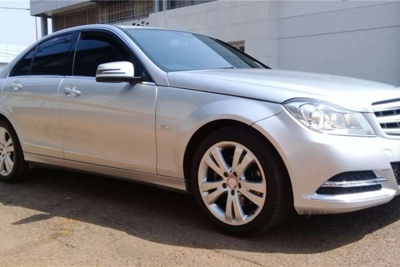 Mercedes Benz C-Class C200K ESTATE AVANTEGARDE 2010