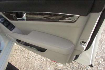 Mercedes Benz C-Class C220 2011