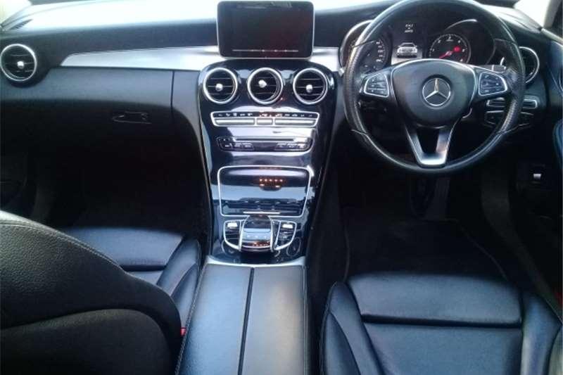 Mercedes Benz C-Class C220 2015
