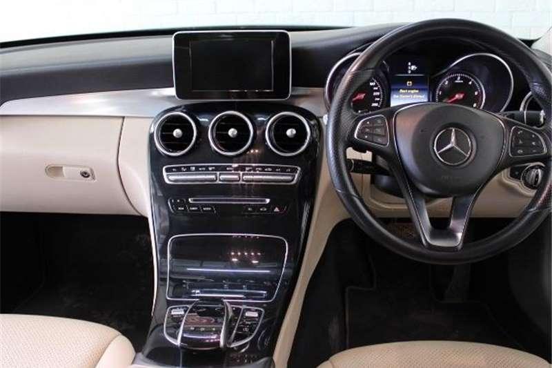 Mercedes Benz C Class C220 Bluetec 2014