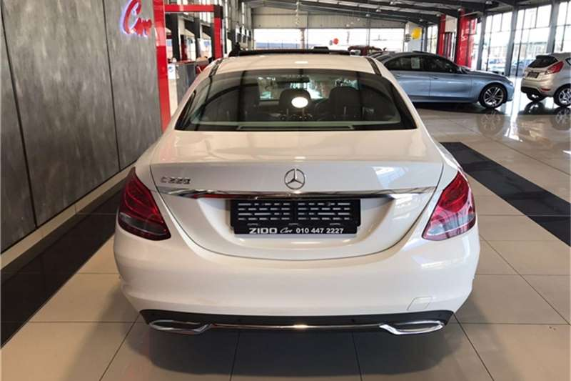 Used 2014 Mercedes Benz C Class C220 Bluetec