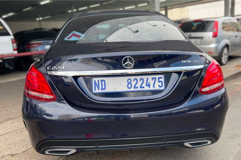 Mercedes Benz C Class C220 Bluetec AMG Sports 2015