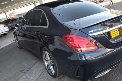 Mercedes Benz C Class C220 Bluetec AMG Sports 2016