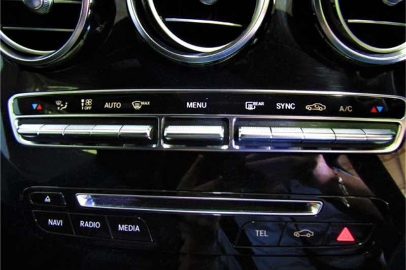 Mercedes Benz C Class C220 Bluetec AMG Sports 2017