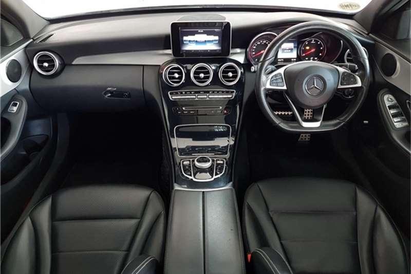Mercedes Benz C Class C220 Bluetec AMG Sports auto 2016