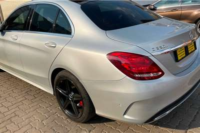 Mercedes Benz C Class C220 Bluetec AMG Sports auto 2016
