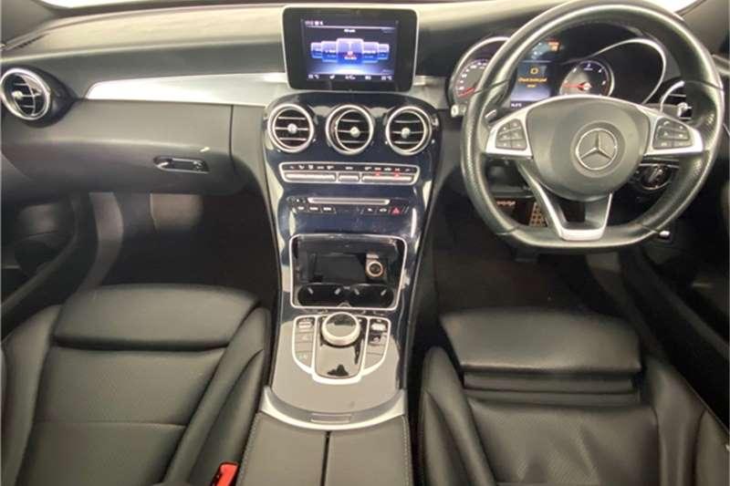 2016 Mercedes Benz C Class C220 Bluetec AMG Sports auto