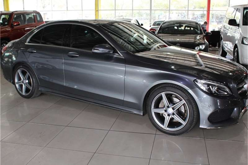 Mercedes Benz C Class C220 Bluetec AMG Sports auto 2017