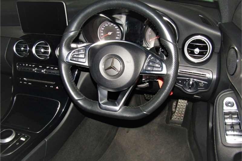 Used 2017 Mercedes Benz C Class C220 Bluetec AMG Sports auto