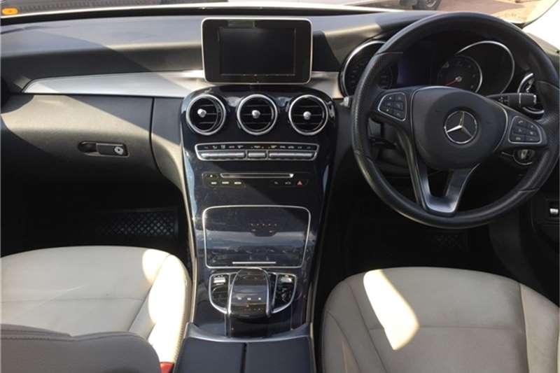 Mercedes Benz C Class C220 Bluetec auto 2014