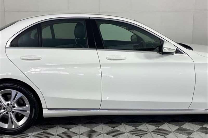 2014 Mercedes Benz C Class C220 Bluetec auto