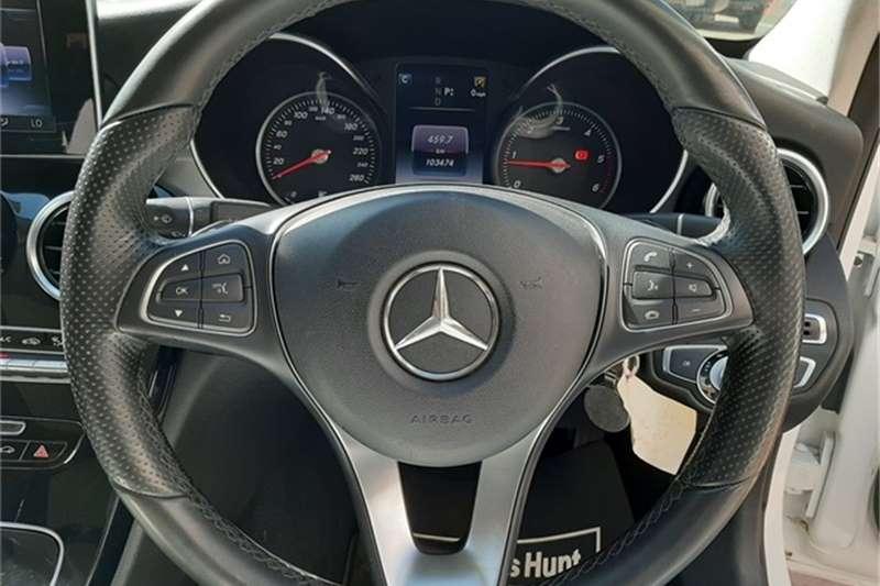 Mercedes Benz C Class C220 Bluetec auto 2015