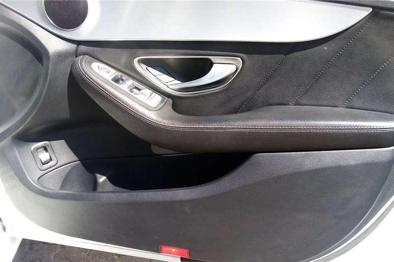 2015 Mercedes Benz C Class C220 Bluetec auto