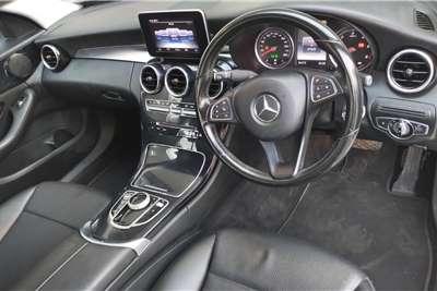 Mercedes Benz C Class C220 Bluetec auto 2016