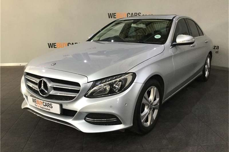 Mercedes Benz C Class C220 Bluetec Avantgarde auto 2015