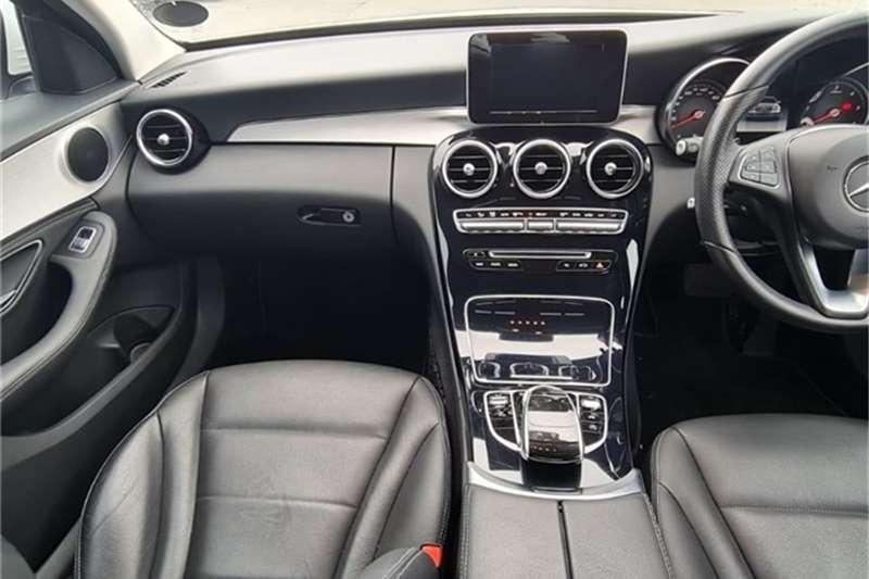 Mercedes Benz C Class C220 Bluetec Avantgarde auto 2015