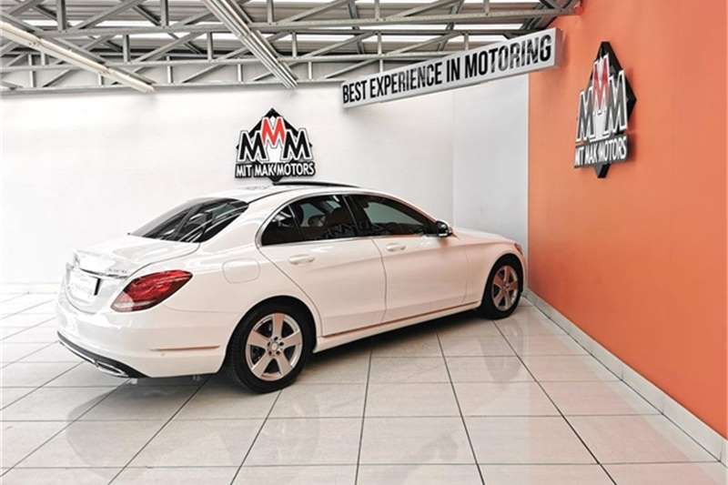 Used 2015 Mercedes Benz C Class C220 Bluetec Avantgarde auto