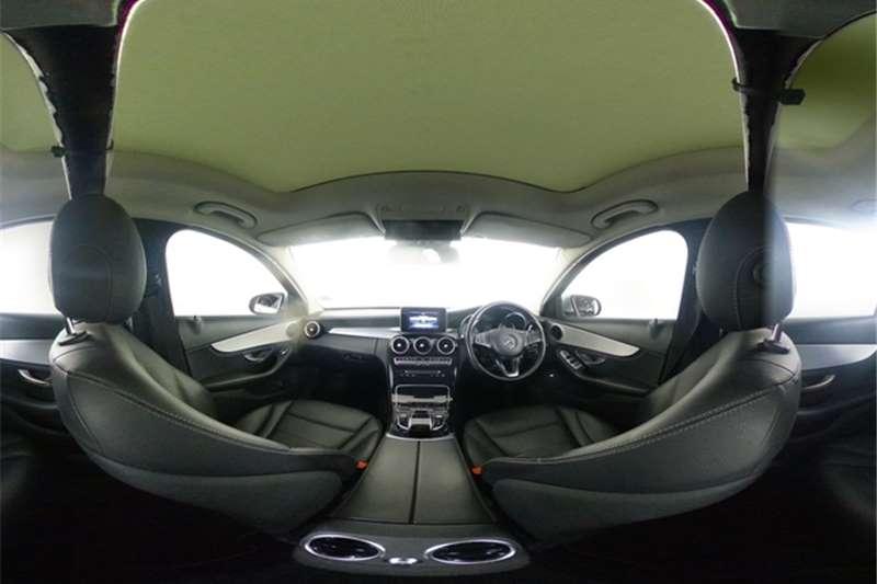 2015 Mercedes Benz C Class C220 Bluetec Avantgarde auto