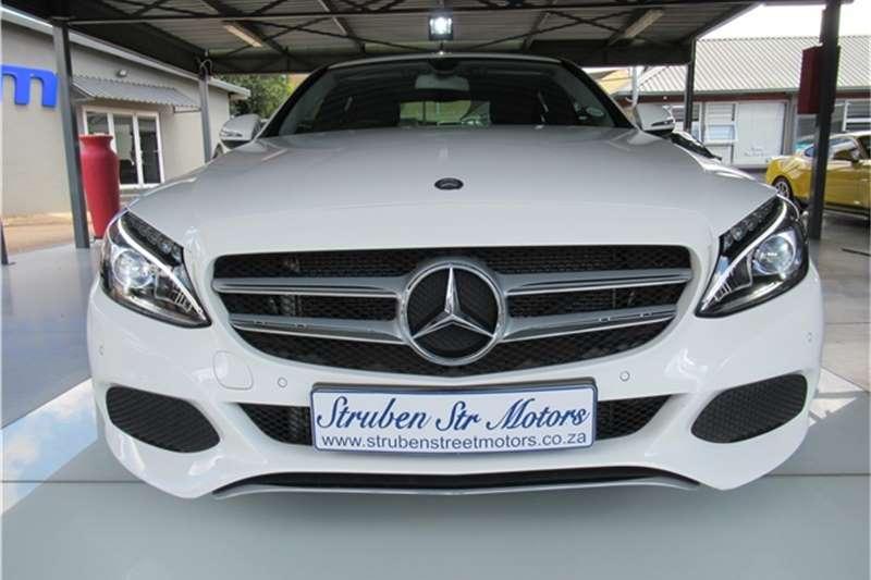 2016 Mercedes Benz C Class C220 Bluetec Avantgarde auto