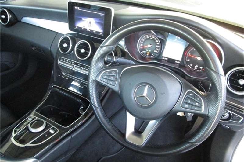 Used 2017 Mercedes Benz C Class C220 Bluetec Avantgarde auto