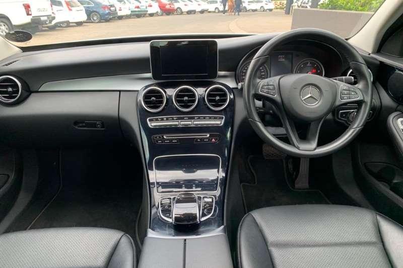 2018 Mercedes Benz C Class C220 Bluetec Avantgarde auto