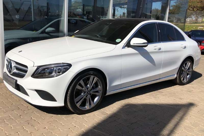Used 2019 Mercedes Benz C Class C220 Bluetec Avantgarde auto